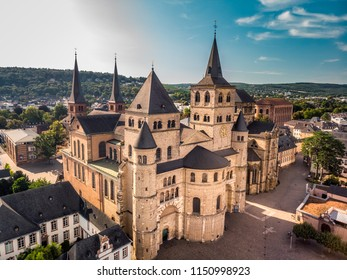 Roman Catholic church in Trier, Rhineland-Palatinate, Germany.