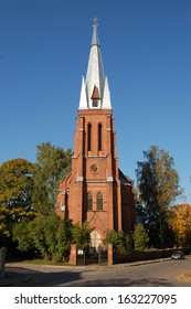 Roman catholic Virgin Mary church, Tartu, Tartumaa, Estonia