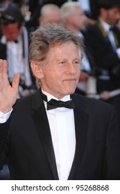 Roman Polanski at the 60th anniversary gala at the 60th Annual International Film Festival de Cannes. May 20, 2007  Cannes, France.  2007 Paul Smith / Featureflash