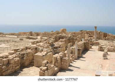 Roman Ruins at Kourion