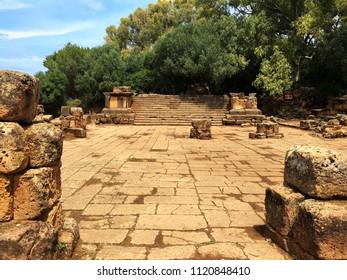 Roman Ruins of Tipaza, Algeria.