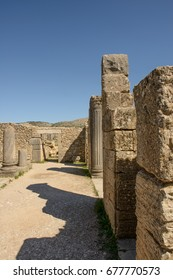 Roman Ruins at Volubulis, Morocco, a UNESCO World Heritage site