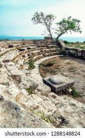 Roman Theater in Byblos (jubail) lebanon