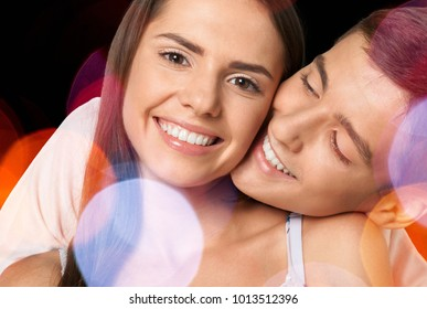 Romance and people concept