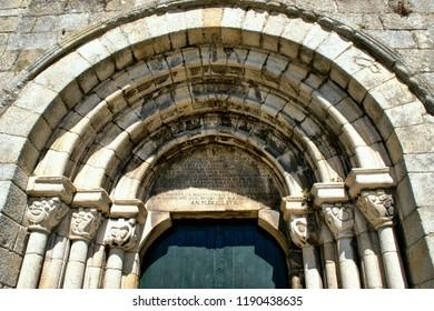 Romanesque church of Cedofeita in Oporto, Portugal