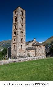 Romanesque church of Sant Climent de Taull (Lleida, Spain)