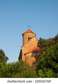 Romanesque Church of St.Giles in Inwlodz Poland