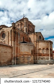 Romanesque church of Toro in Valladolid
