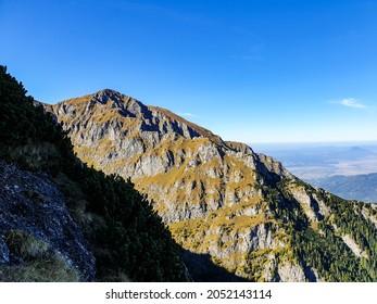 Romania, Bucegi Mountains, The Balaur Ridge