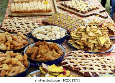 Romanian traditional cakes
