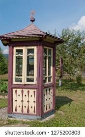 Romanian traditional fountain
