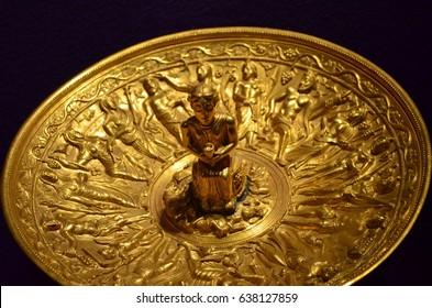 Romanian treasure piece