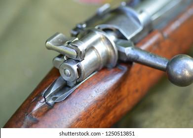 Romanian VZ24 Mauser Bolt