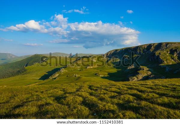 Romania's natural beauty
