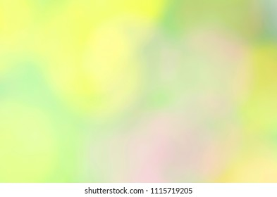 Romantic abstract bokeh sun lights backgrounds