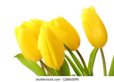 Romantic bouquet of flowers