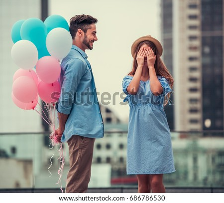 Romantic couples for her