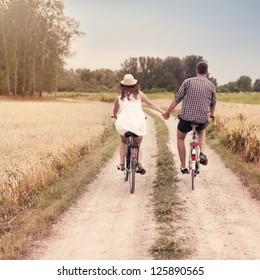 Романтический велоспорт