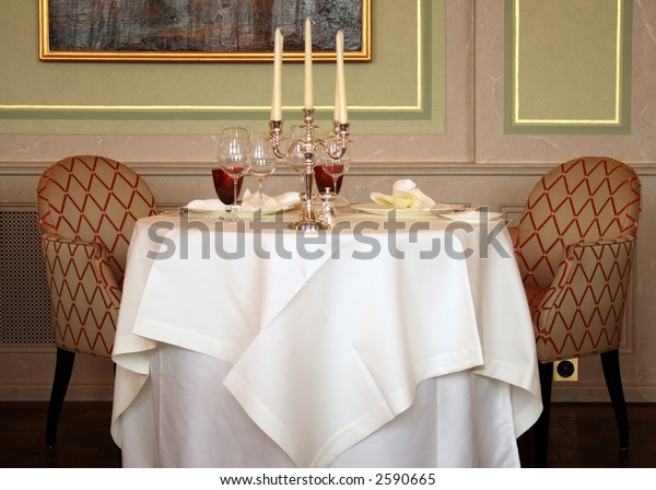 Romantic Fine Dining for Two
