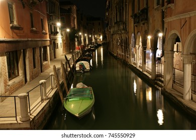 Romantic good night Venice