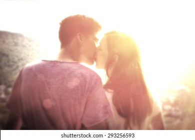Boy and Girl Romantic Images, Stock Photos & Vectors