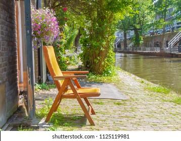 Romantic Utrecht, Netherlands