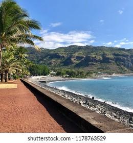 Romantic wall to Barachois - Saint Denis - Réunion Island