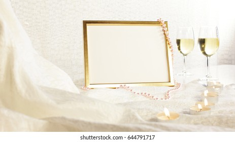 Wedding Photo Frame Images, Stock Photos & Vectors | Shutterstock