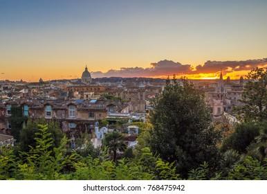 Terrazza Del Pincio Images, Stock Photos & Vectors | Shutterstock