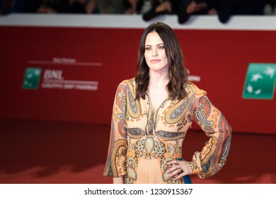 Rome, Italy - 21 October 2018: Melania Dalla Costa walks the red carpet ahead of the 'Sapore Di Mare' And 'If Beale Street Could Talk' screening during the 13th Rome Film Fest.