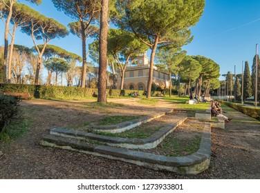 Imágenes Fotos De Stock Y Vectores Sobre Rome Terrace