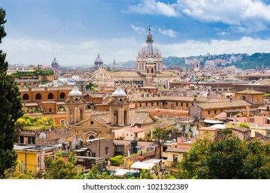 Terrazza Del Pincio Images, Stock Photos & Vectors | Shutterstock