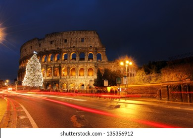 rome italy dec 10 italian people start to celebrate their christmas festival around - How Does Italy Celebrate Christmas