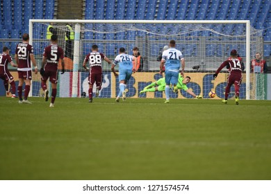 Rome Italy, December 29th, 2018: football Serie A match between Lazio vs Torino at Olimpic Stadium.