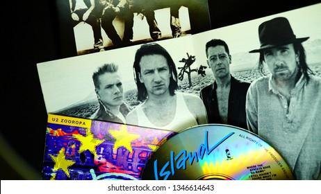 Bono U2 Images, Stock Photos & Vectors   Shutterstock