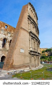 ROME, ITALY - MARCH 30, 2014: Colosseum or the Flavian Amphitheatre in Rome, Italy