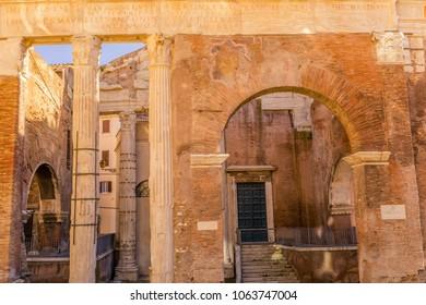 Rome, Italy - Trastevere