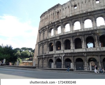 Rome Landscapes of the city Italy