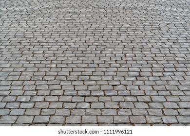 rome stone street close up detail background sampietrini