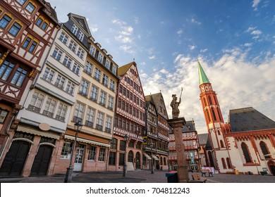 Romer (Frankfurt City Hall), Frankfurt, Germany