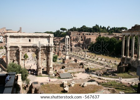 Rome's Imperial Forums