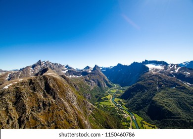 Romsdalen and the Troll Wall