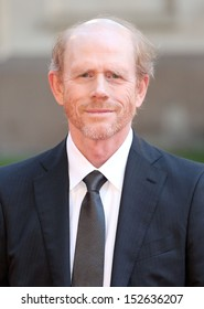 "Ron Howard arriving for the ""Rush"" World premiere at the Odeon Leicester Square, London. 02/09/2013"