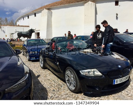 Circuito Ascari : Primera prueba audi r circuito ascari motor fotos