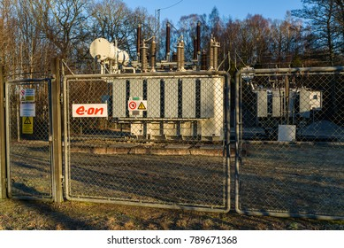 Small Electric Transformer Station Images, Stock Photos
