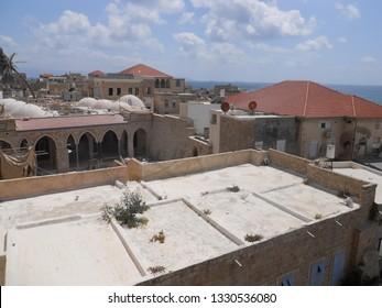Roof of Akko - Israel