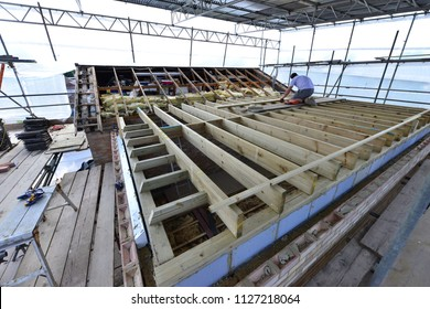 Roof construction in the uk
