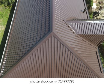 Metal Roof House Images Stock Photos Vectors Shutterstock