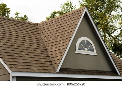 roof covered asphalt shingles roofing construction house rooftop construction