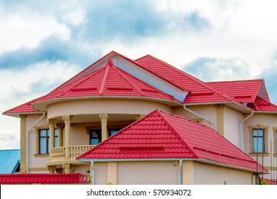 Blue Roof Images Stock Photos Vectors Shutterstock